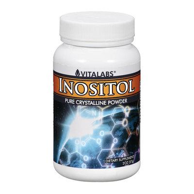 VITALABS, INC Vitalabs Inositol Pure Crystalline Powder