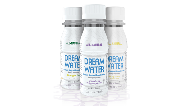 Dream Water® Natural Sleep Aid