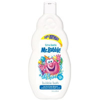 Mr. Bubble Bubble Bath No-Fragrance 16 oz. (White)