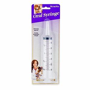 Nutri-Vet Oral Syringe 60 cc