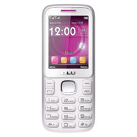 Blu Zoey 2.4 T178 Unlocked Cell Phone for GSM Compatible - White/Pink