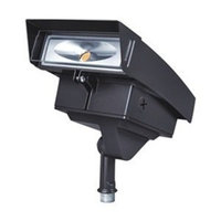 Cooper Lighting Floodlight Mount, Knuckle, White
