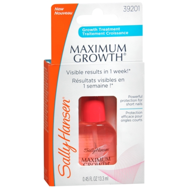 Sally Hansen Maximum Growth Nail Treatment