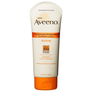 Aveeno® Aveeno Active Lotion Face SPF 50