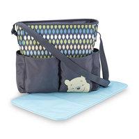 Disney Baby Winnie the Pooh Infant's 3 Piece Diaper Bag Set - CUDLIE