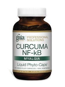 Gaia Herbs/professional Solutions Curcuma NF-kB: Myalgia 120 caps