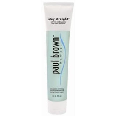 Paul Brown Hawaii Stay Straight Anti-Frizz Molding Creme, 6.8 Ounce