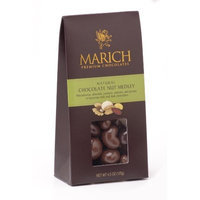 Marich Chocolate Nut Medley, 4.5-Ounce (Pack of 12)