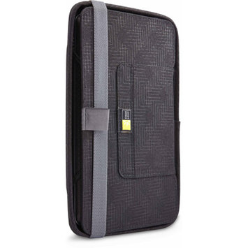 Case Logic QuickFlip CQUE-3107-BLACK Carrying Case (Flip) for 7