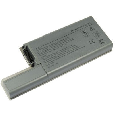 Superb Choice CT-DL8200LH-1BD 6-cell Laptop Battery for DELL Latitude D830, PN: DELL CF623