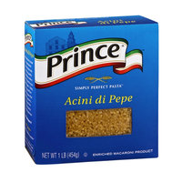 Prince Enriched Macaroni Product Acini di Pepe