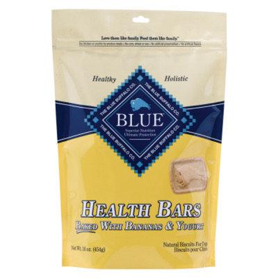 Blue Buffalo BLUETMHealth Bars Dog Biscuit