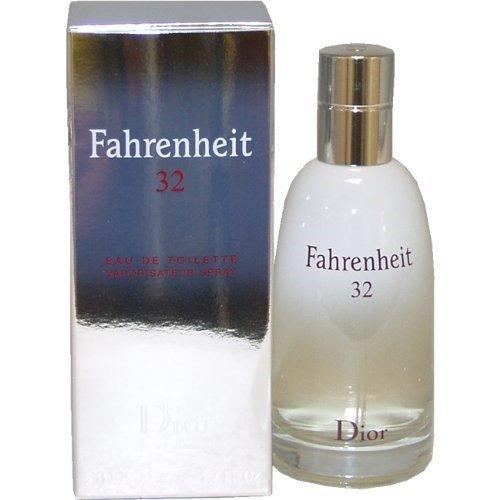 Fahrenheit 32 by Christian Dior Eau De Toilette Spray 1.7 oz