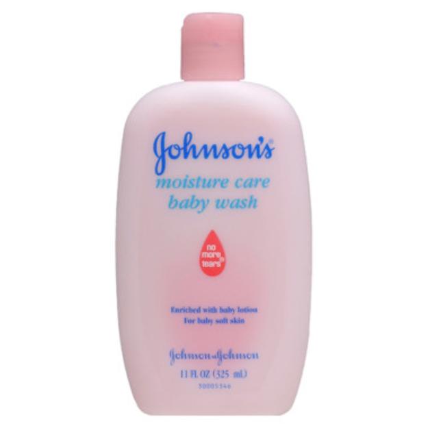 Johnson's® Moisture Care Baby Wash