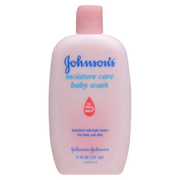 Johnson's® Moisture Care Baby Wash