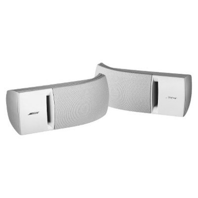 Bose 161 Indoor Speaker System - White (27028)