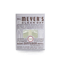 Mrs. Meyer's Clean Day Lavender Diffuser Plug In Air Freshener Refill