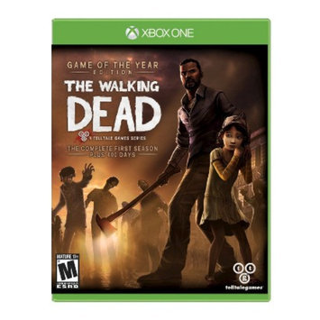 Microsoft The Walking Dead: The Complete First Season Plus 400 Days - Game of