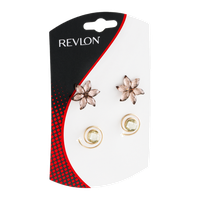 Revlon Crystal Flower Spinners - 4 CT