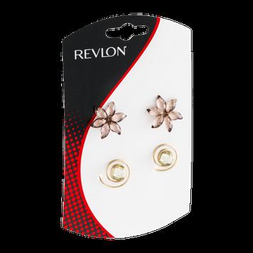 Revlon Crystal Flower Spinners