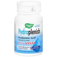 Nature's Way HydraPlenish Hyaluronic Acid Plus MSM Dietary Supplement