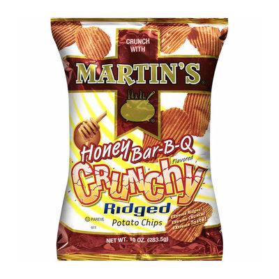 Martin's Crunchy Ridged Honey Bar-B-Q Potato Chips