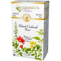 Celebration Herbals Black Cohosh Root Tea - 24 Tea Bags