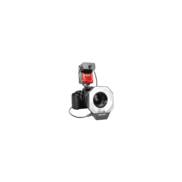 Bower SFD14N Digital Macro Close Up Ring Light Flash for Nikon DX DSLR Cameras