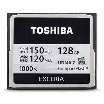 Toshiba Retail Hard Drives Toshiba 128GB CompactFlash Memory Card