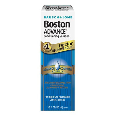 Boston Bausch & Lomb  ADVANCE