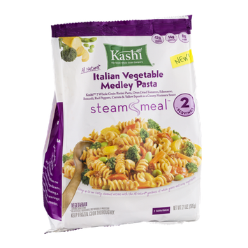 Kashi® Steam Meal Italian Vegetable Medley Pasta