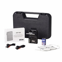 Drive Medical Dual Channel TENS Unit with Timer and Rechargeable Battery