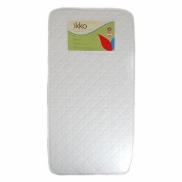 ikko Bassinet Pad, White, Small, 1 ea