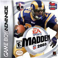 Electronic Arts Madden NFL 2003