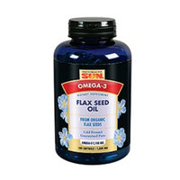 Health from the Sun Flax Seed Oil 1000mg