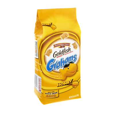 Goldfish® Grahams Honey Baked Snacks