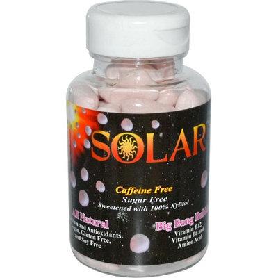B Fresh - Solar Energy Gum Big Bang Bubble Gum - 50 Pieces