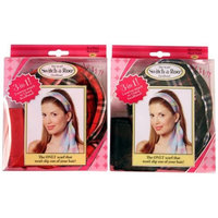 The Tonytail Company Tonytail Switch-a-roo Scarf Headbands, Plaid Package