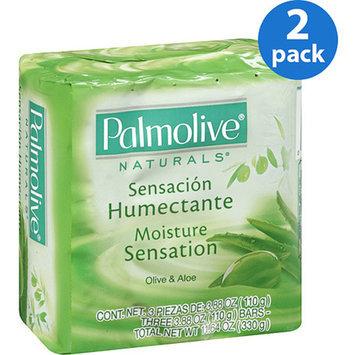 Palmolive® Naturals Moisture Sensation Olive & Aloe Bath Soap