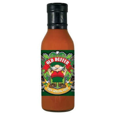 Hot Sauce Harry's Hot Sauce Harrys HSH8082 HSH OLD DUFFER CAJUN Grilling Sauce-Marinade - 12oz