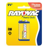 Rayovac Heavy Duty 9V Battery