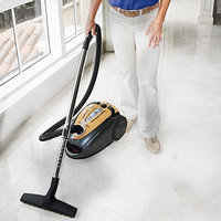 Soniclean Bare Floor Pro Canister Vacuum Cleaner Model # BFP-1150
