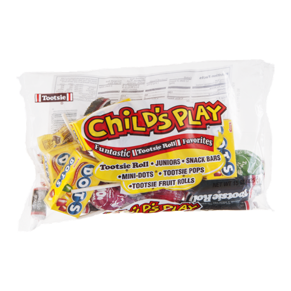 Tootsie Roll Child's Play Funtastic Tootsie Roll Favorites