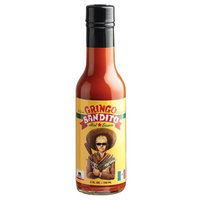 Hungry Punker Inc Gringo Bandito Hot Sauce 5 Oz. Bottle