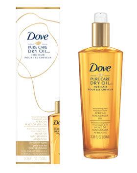 Dove Pure Care Dry Oil Nourishing Treatment