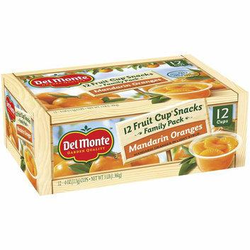 Del Monte® Mandarin Oranges Fruit Cup Snacks