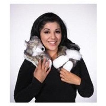 Aromatherapy Herbal Pillow - Warm Whiskers Lavender Heatable Neck Wrap - Husky