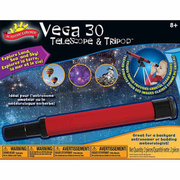 Alex Brands Scientific Explorer 0SA401BL Vega 30 Telescope and Tripod