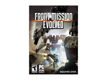 Square Enix Front Mission Evolved Action/adventure Game - Pc (90911)