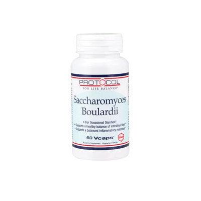 Saccharomyces Boulardii 60 vcaps by Protocol For Life Balance